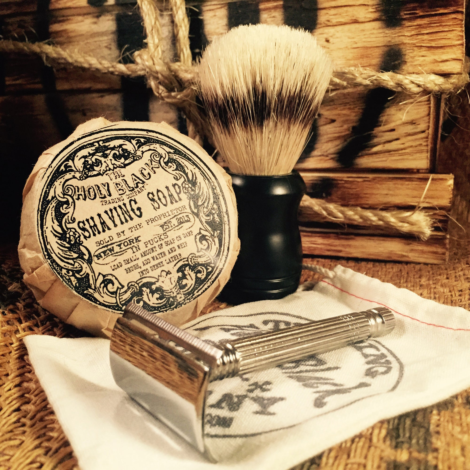 The Revival of the Art of Safety Razor Shaving