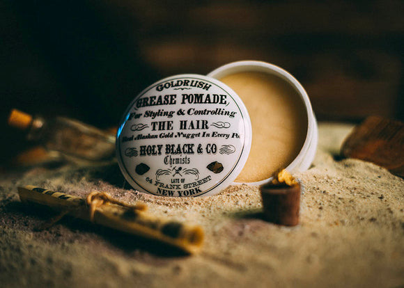 GoldRush Grease Pomade