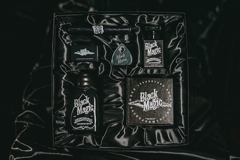 Black Magic Talking Spirit Board Set -- (Available Friday 10/18 at 8pm EST)