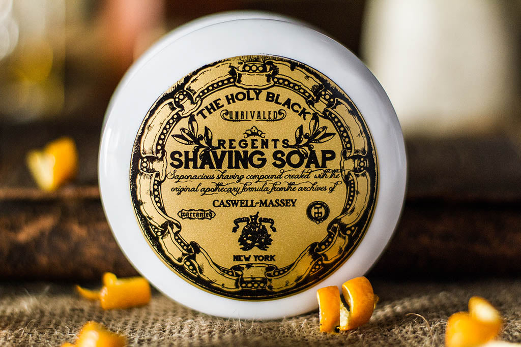 Caswell-Massey Regents Shaving Soap Collaboration