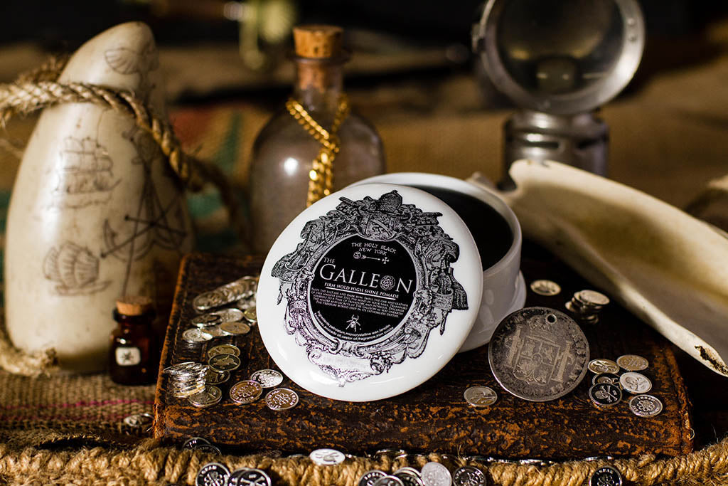 The Galleon Pomade and Epic Treasure Hunt II