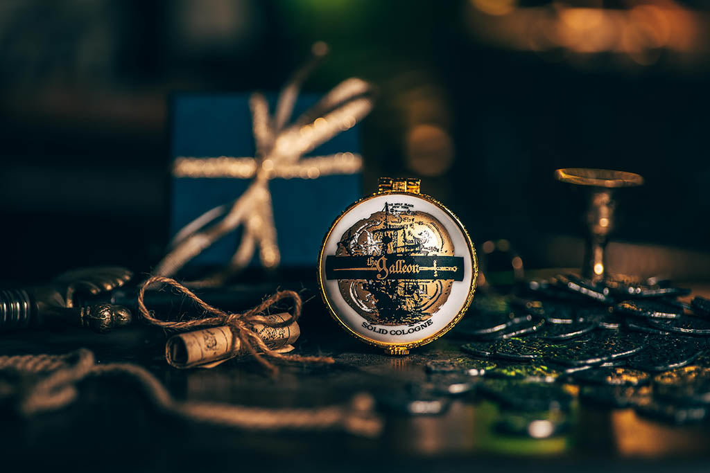 The Galleon Solid Cologne and Epic Treasure Hunt III
