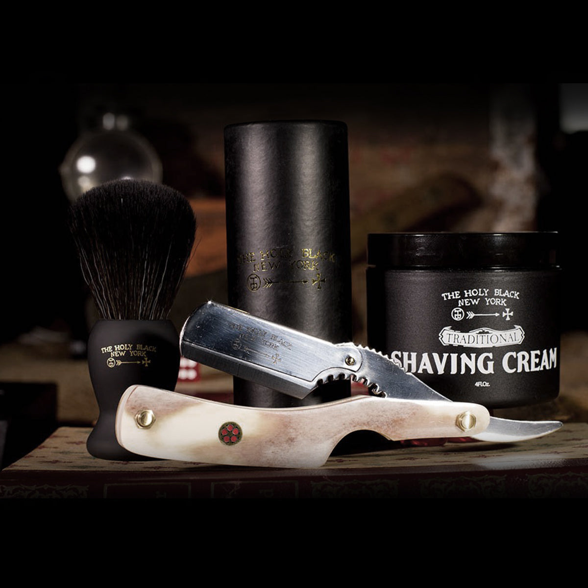 Executive Shave Set