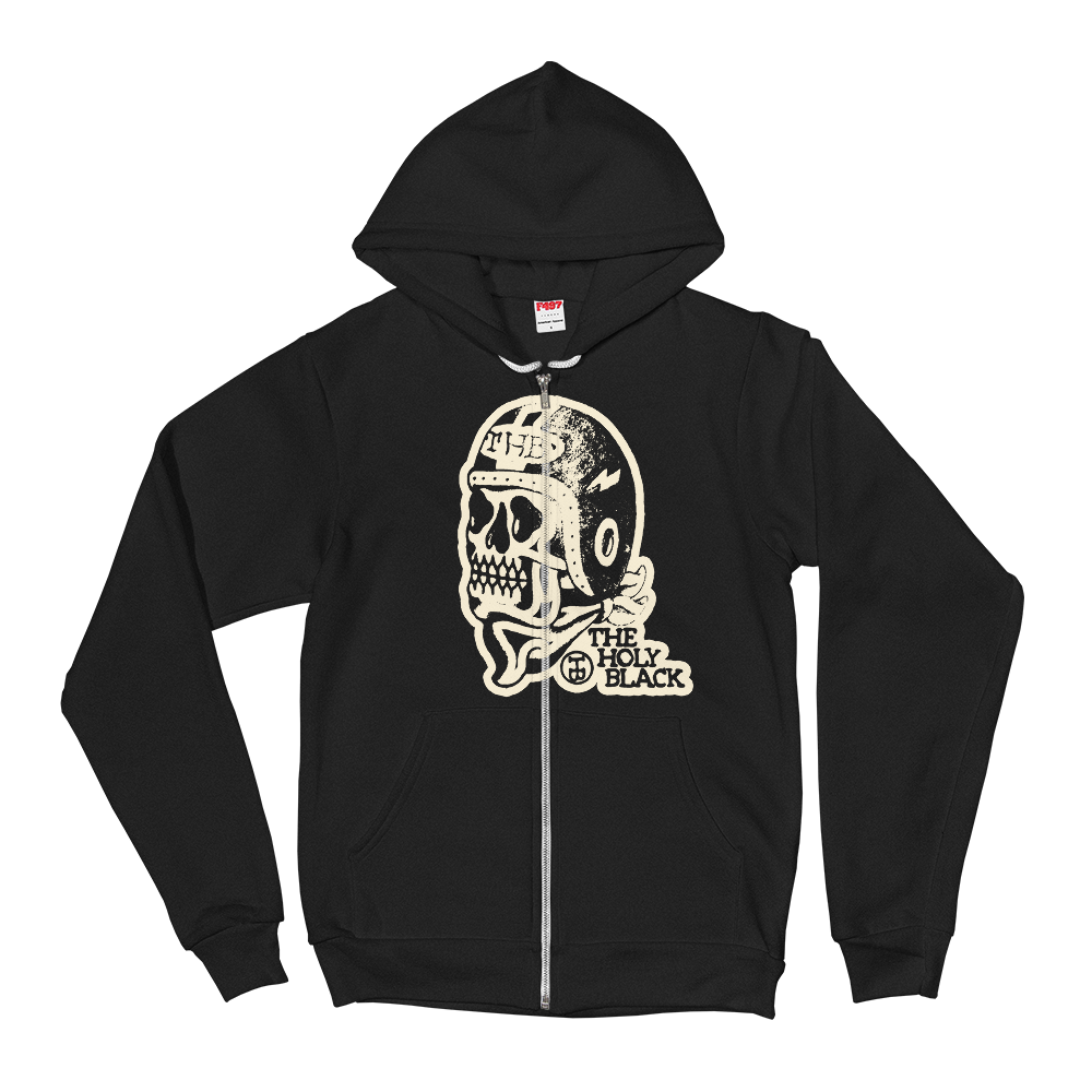 """The Traditional"" Zip-up Hoodie"