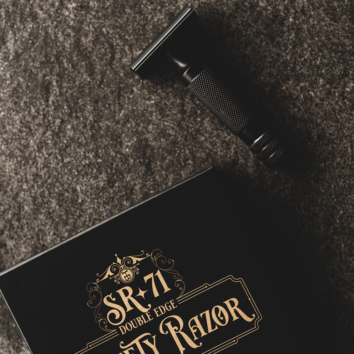SR-71 Guard Bar Safety Razor