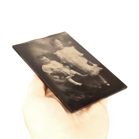 Ambrotype from Your Photo 3½ x 5