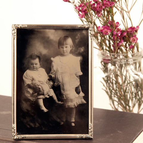 "8"" x 10"" ambrotype from your photo"