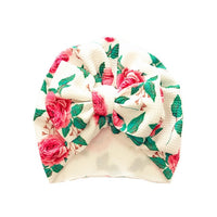 Knot Bow Baby Headbands Infant Headwraps Newborn Turban Hats Babes Caps