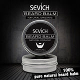 Beard growth project kit - Natural Organic Beard Balm For Smooth, Natural Beard oil For Growth