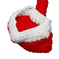 Christmas Baby Hand-Knitted Hat