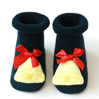 Christmas Silicone Anti Slip Baby Socks