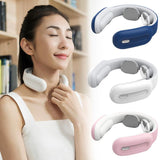 Smart USB Neck Silent Shoulder Massager