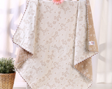 Organic Cotton 5 Layers Gauze Baby Blanket