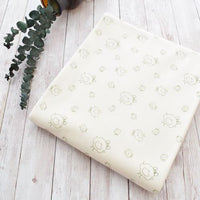Natural Colored Cotton, Organic Cotton Baby Cloth, Pure Cotton Environmental Protection Fabric