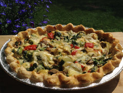 Summer Savory Pies