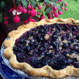 Black & Blue Pie