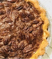 Chocolate   Bourbon Pie