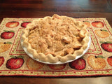 Apple Crumb Pie