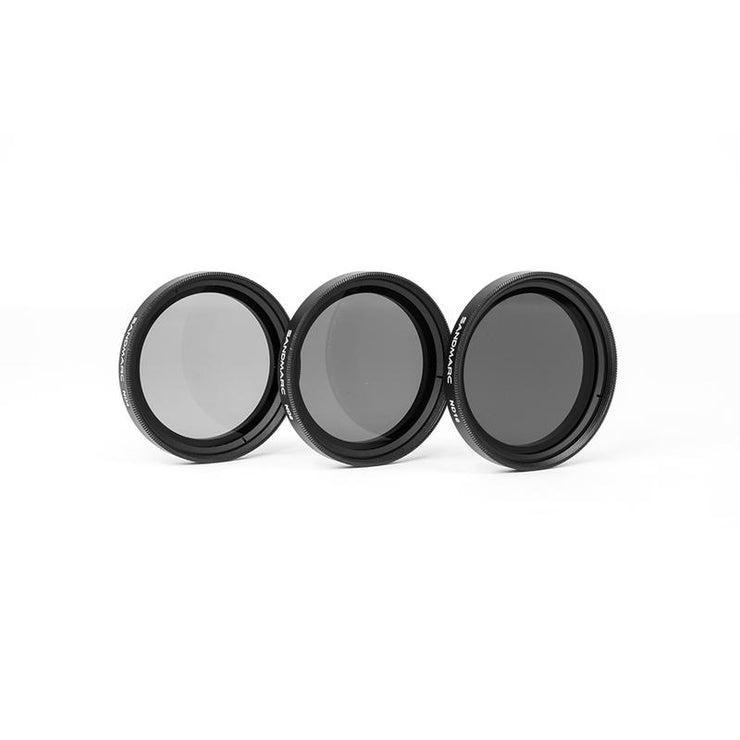 Sandmarc Scape ND filters-Phone camera filter-Sandmarc-Fotomobil.no