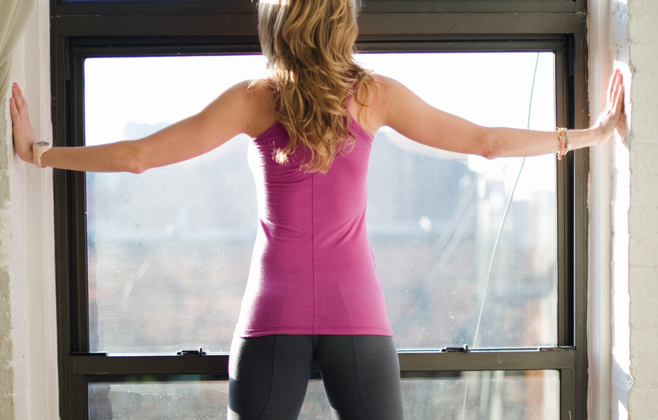 Merino Wool Fitness Activewear Clothes