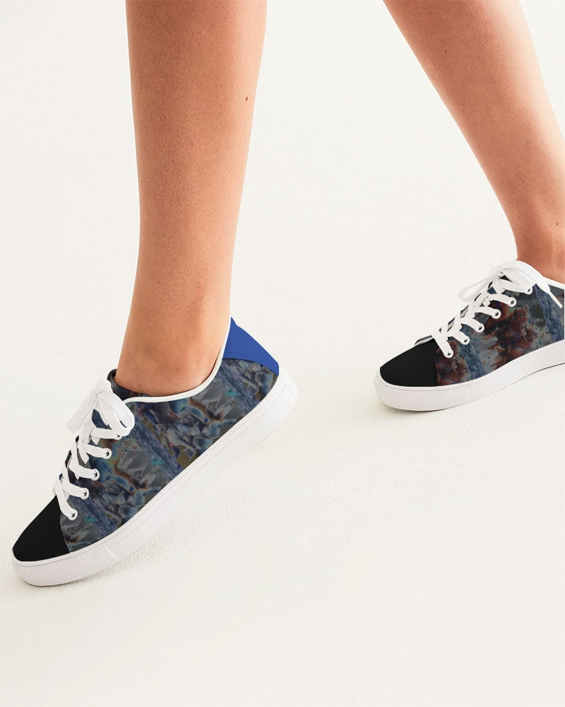 Rodeo Faux-Leather Sneaker