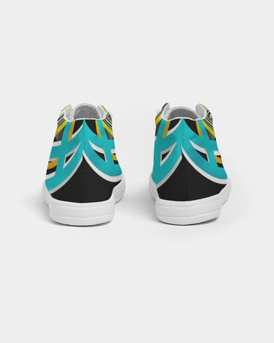 We Are One Kids Hightop Canvas Shoe