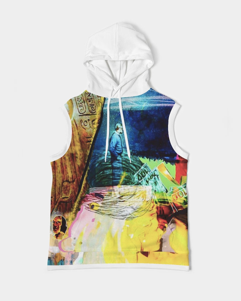 Twilight Zone Premium Heavyweight Sleeveless Hoodie
