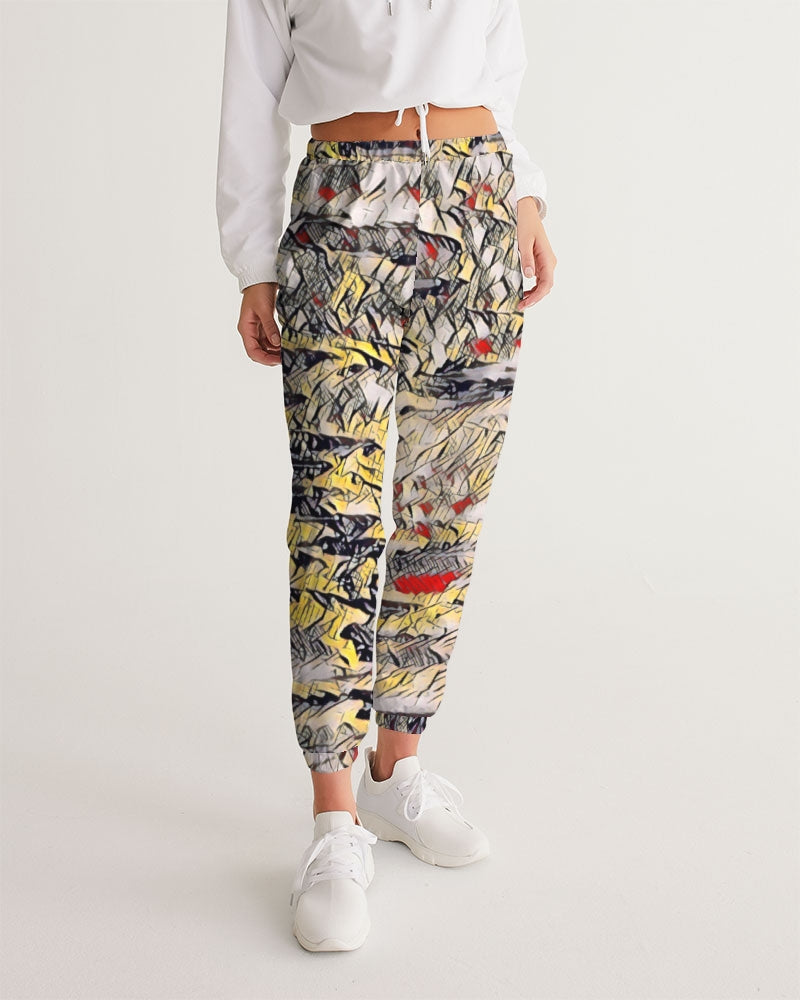 Canvas Drip Women's Track Pants