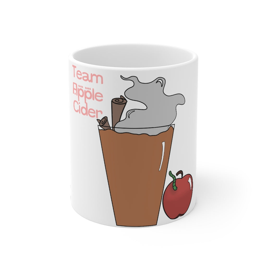 Team Apple Cider Mug
