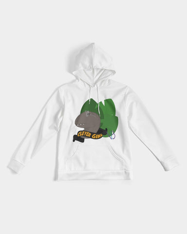 Clever Girl Jurassic Spacious Hoodie