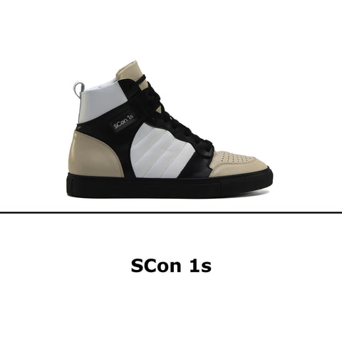 SCon 1s Basketball Sneakers