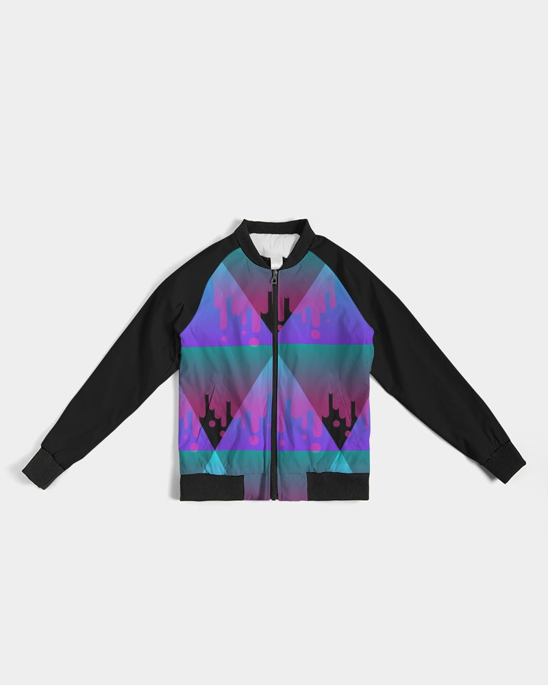 Nightlife Slim Bomber Jacket