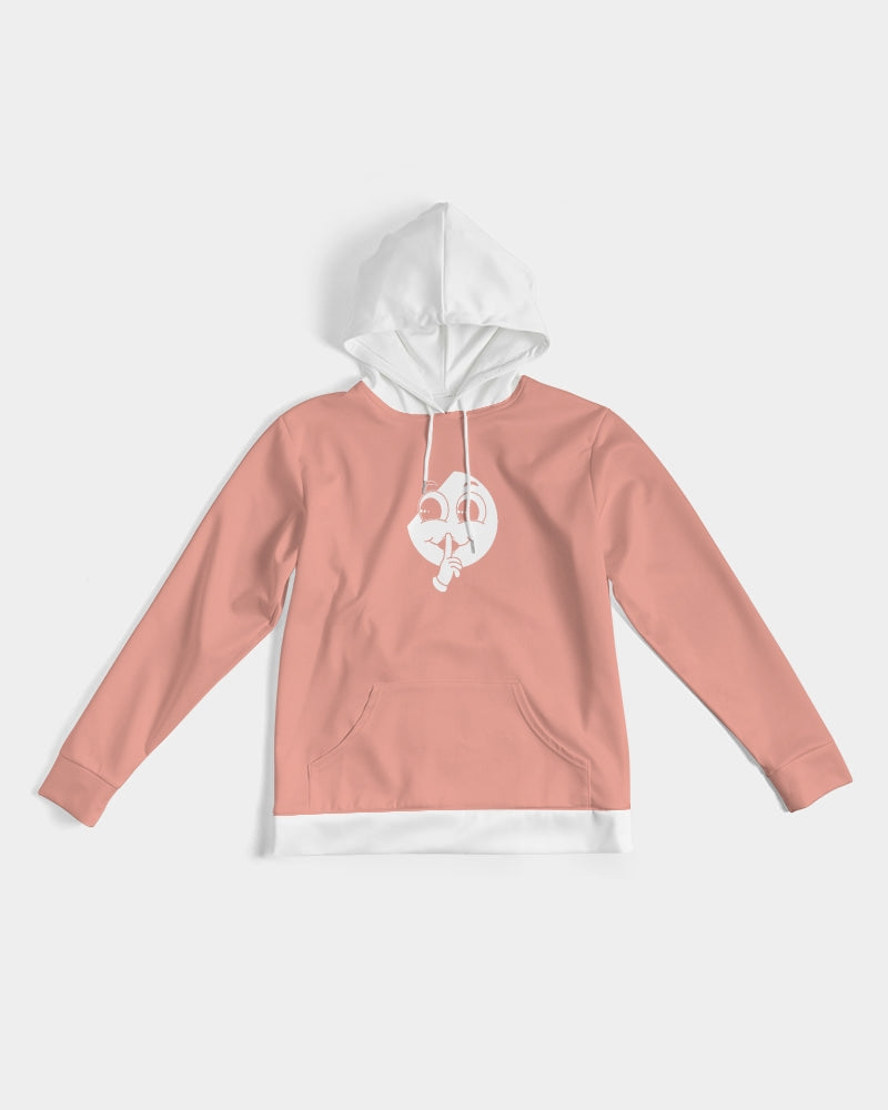 SC White x Tony's Pink Signature Spacious Hoodie
