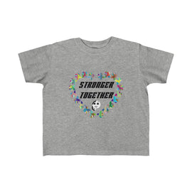 STRONGER TOGETHER Kid's Fine Jersey Tee
