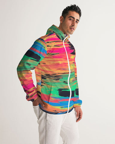 Colorwave Windbreaker