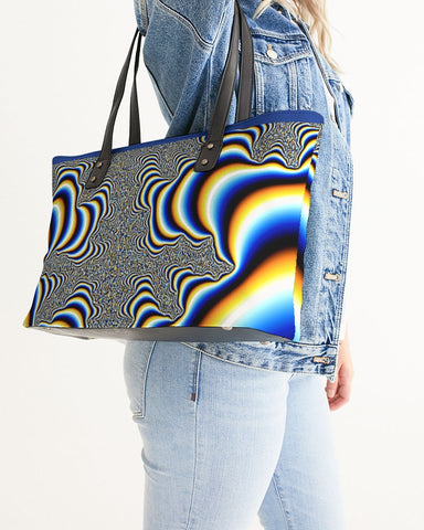 Psychedelic Stylish Tote
