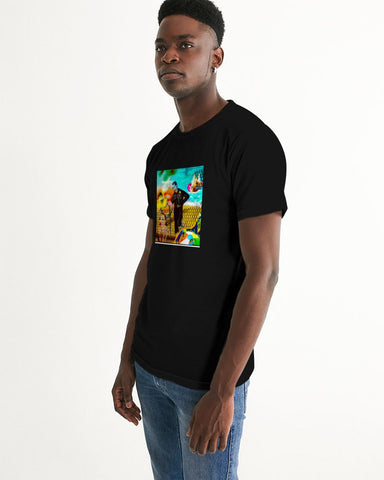 Quarantine Spacious Graphic Tee