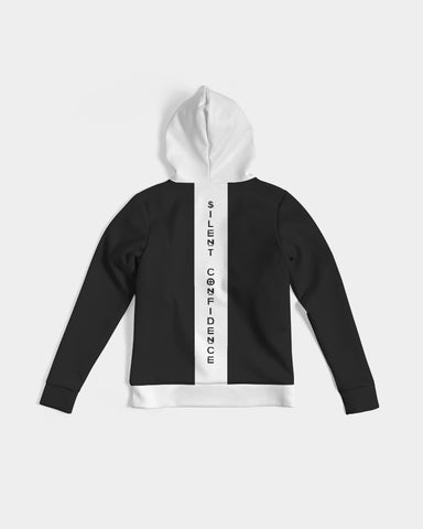 SC White x Black Signature Slim Hoodie