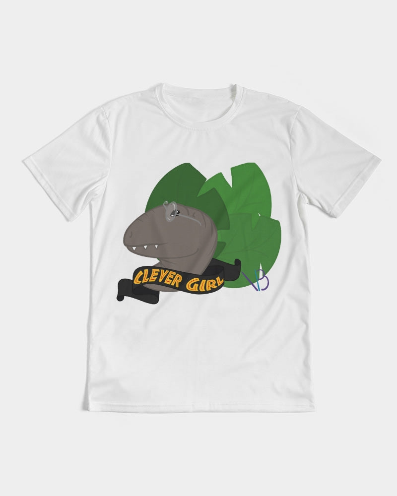 Jurassic Clever Girl Spacious Tee