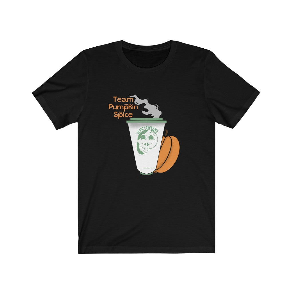 Team Pumpkin Spice Tee