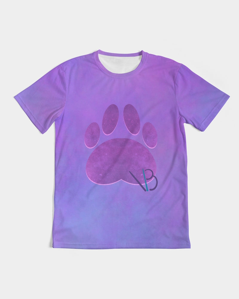 Pawprint Spacious Tee