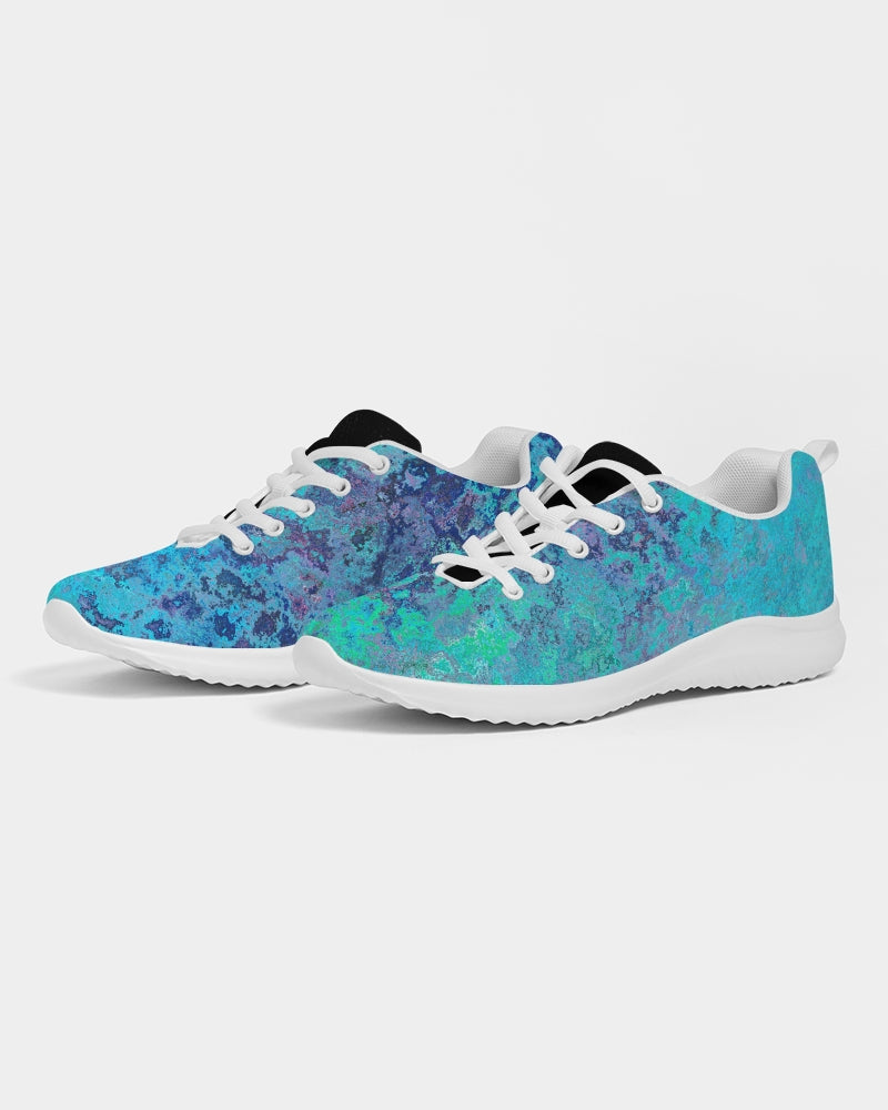 Watercolor Athletic Shoe