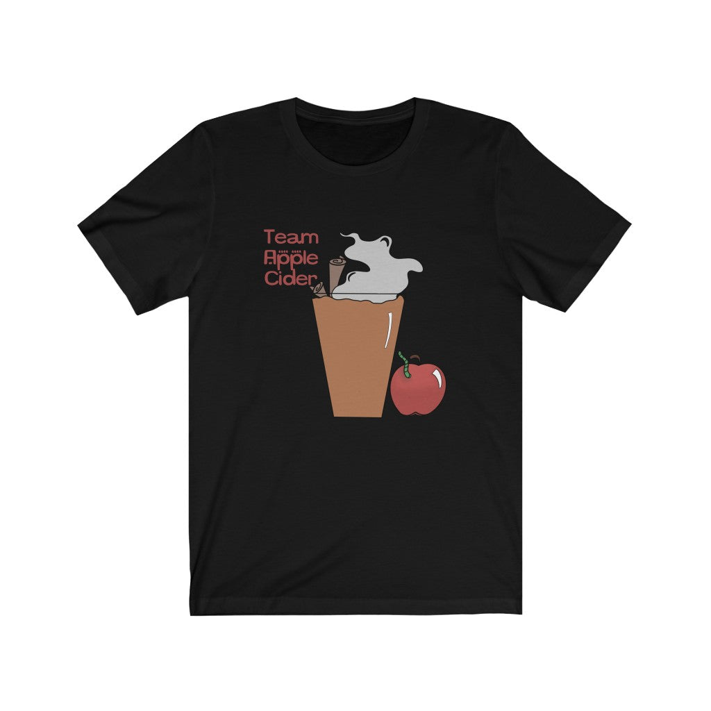 Team Apple Cider Tee