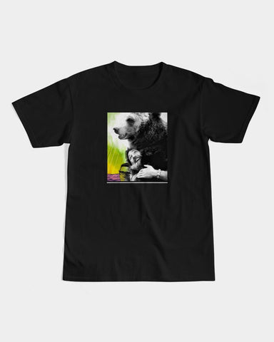 Grizzly Man Spacious Graphic Tee