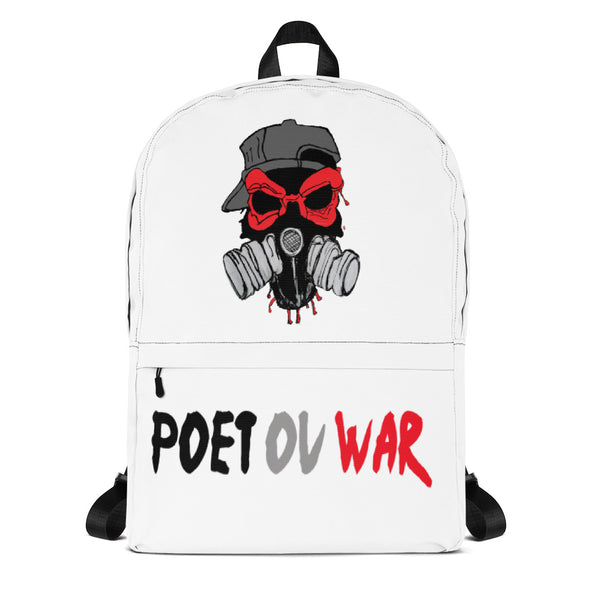 POET OF WAR BACKPACK