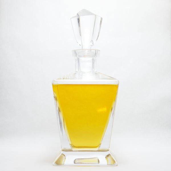 Lead-free Ravenscroft Bishop decanter