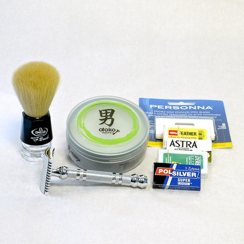 The TMAP shave kit