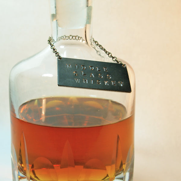 MIDDLE CLASS WHISKEY Spirit Badge