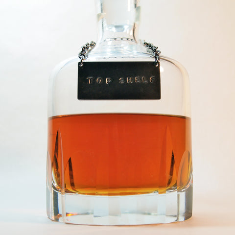 TOP SHELF Spirit Badge