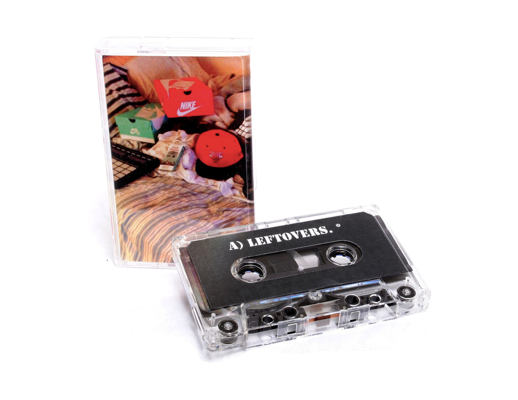 "Griffwon - ""Leftovers"" Cassette Tape"